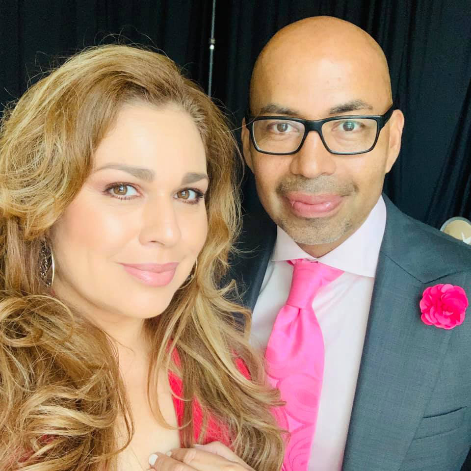 Dr Luis and Evelia Arriaza