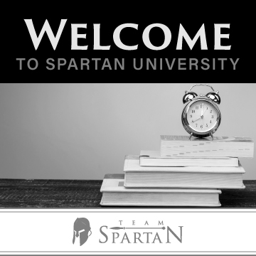 Welcome to Spartan University